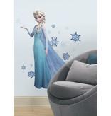 Disney Elsa Frozen muursticker (groot)