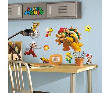 Muursticker Super Mario