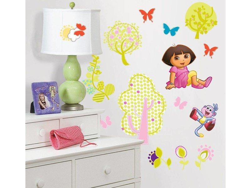 Disney Muursticker Dora