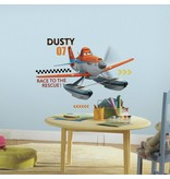 Disney Muursticker Dusty Planes 2