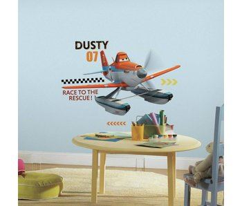 Muursticker Dusty Planes 2