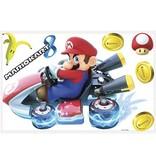 Disney Muursticker Mario Kart 8 Groot