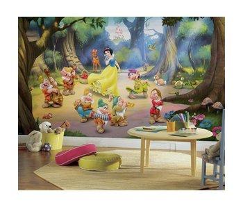 Muursticker Disney Princess Sneeuwwitje XXL