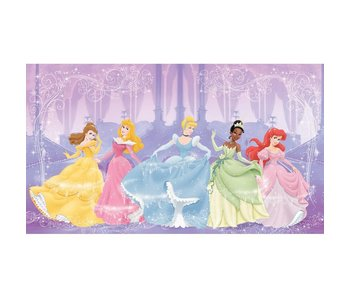 Muursticker Disney Princess XXL