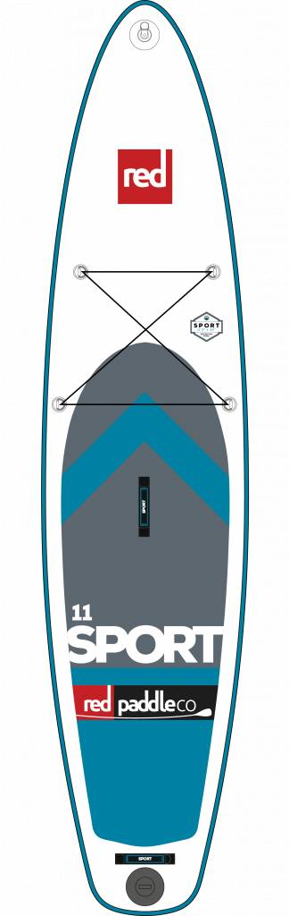 """Red Paddle Co Red Paddle 11'0"""" Sport"""
