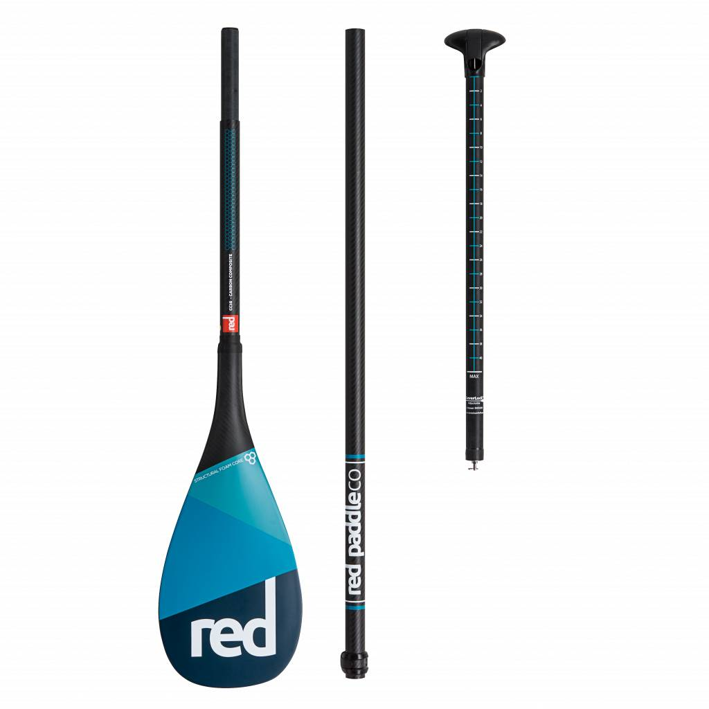 Red Paddle Co Carbon carbon 3-delig