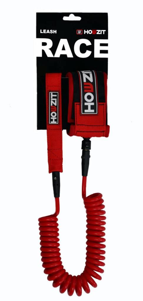Howzit leash coiled rood