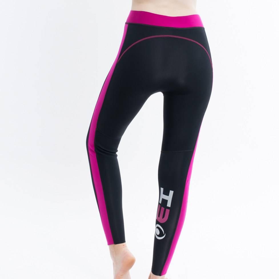 Howzit HOWZIT neoprene pant 2mm black/pink