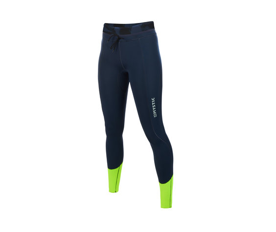 Mystic Mystic Diva neoprene pants 2 mm women Navy/Lime