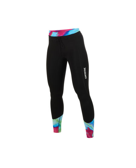 Mystic Diva neoprene pants 2 mm women Aurora