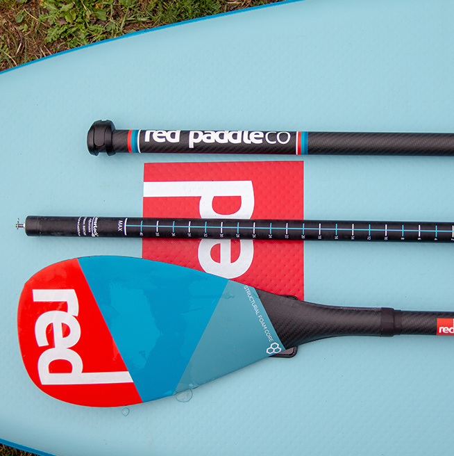 Red Paddle Co Red Paddle Carbon 50