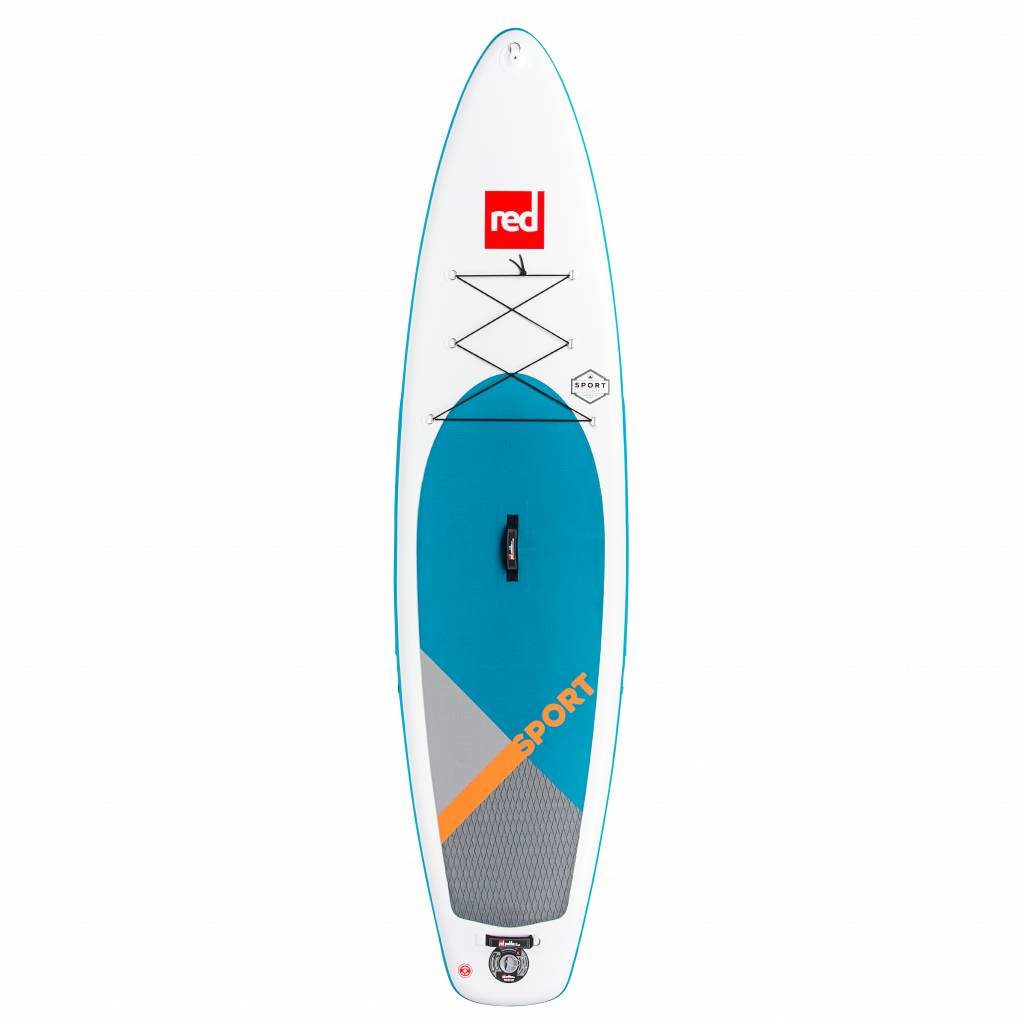 "Red Paddle Co Red Paddle 11'3"" x 32"" Sport MSL  COMPLETE"