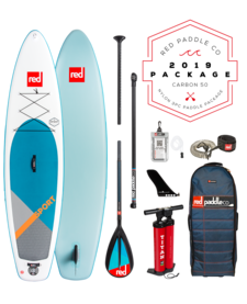"Red Paddle 11'3"" x 32"" Sport MSL  COMPLETE SET"