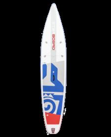 """Starboard iGo Touring Zen lite 12'6"""" x 30"""" x 6"""""""