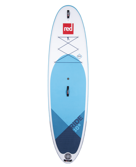 "Red Paddle 10'8"" x  34""  Ride SUP 2020"