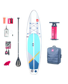 "Red Paddle 11' x 32"" COMPACT compleet 2020"