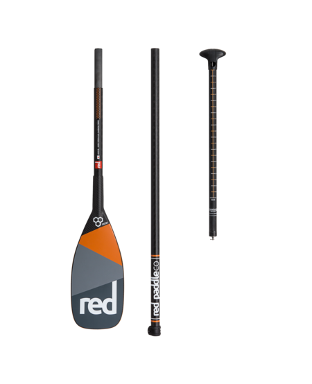 Red Paddle Ultimate Carbon peddel