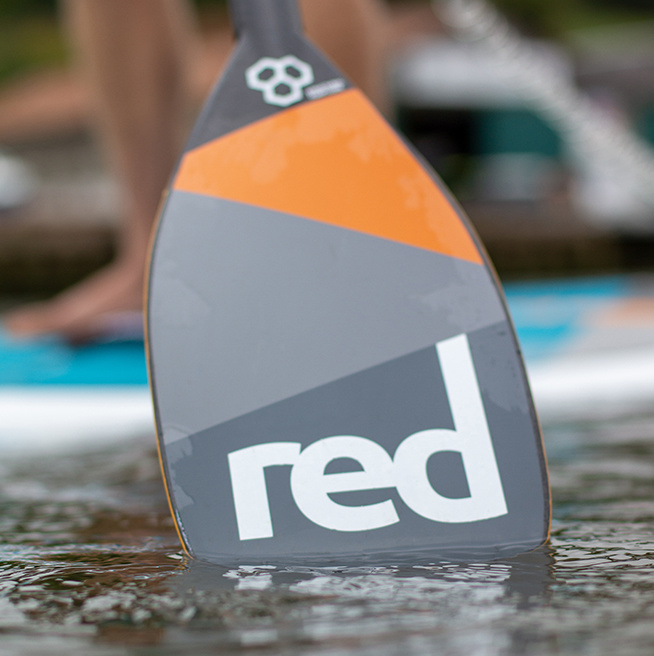 Red Paddle Co Red Paddle Ultimate Carbon peddel