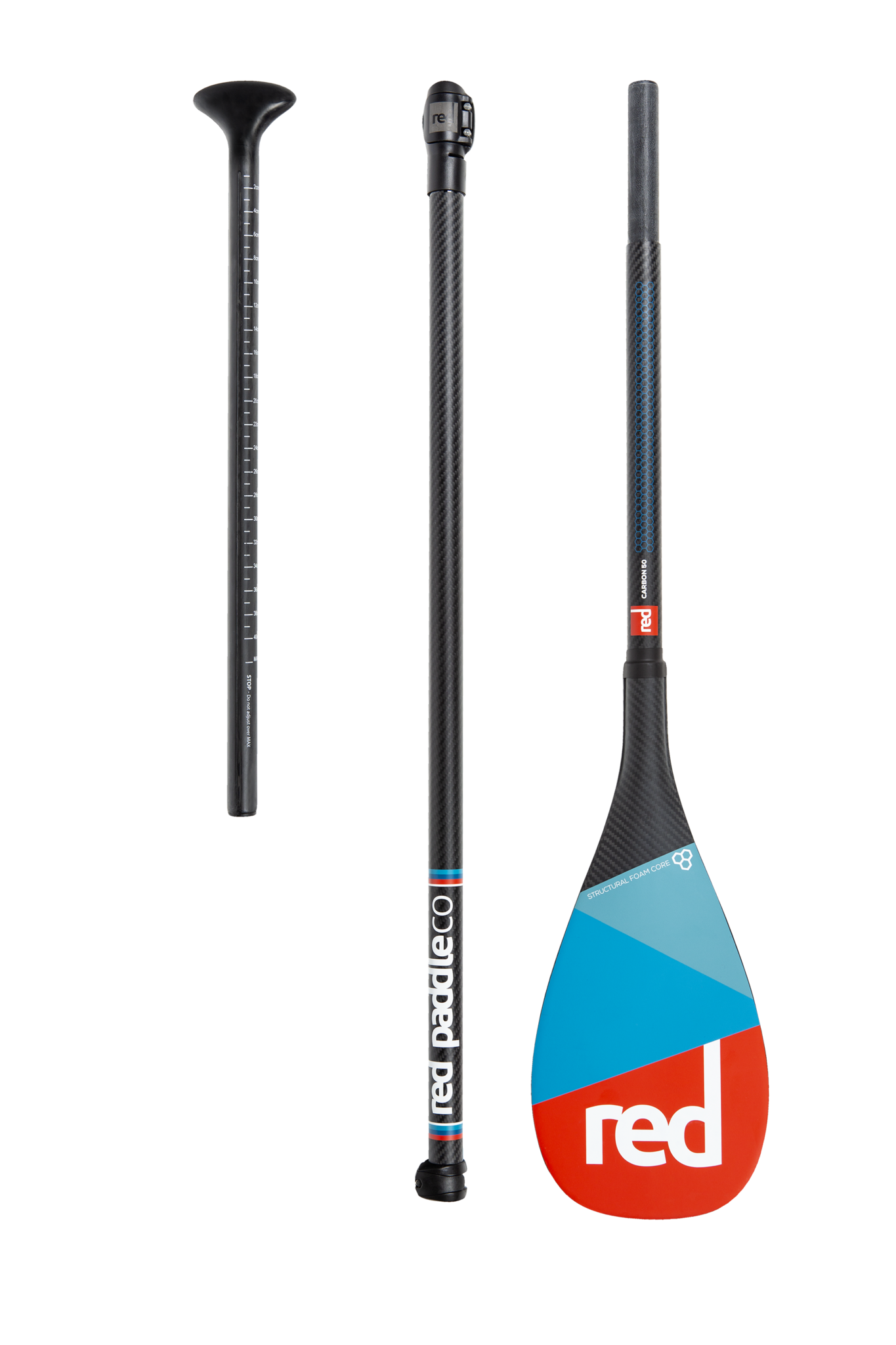 Red Paddle Co Red Paddle Carbon 50 paddle