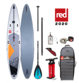 """Red Paddle Co Red Paddle 12'6"""" x 28"""" Elite SUP-pakket 2020"""