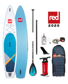 """Red Paddle 12'6"""" x 30""""  Sport SUP-package 2020"""