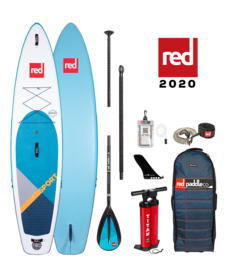"""Red Paddle 11'3"""" x 32"""" Sport SUP-package 2020"""