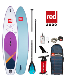 """Red Paddle 11'3"""" x 32"""" SE Sport SUP-package 2020"""