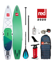 """Red Paddle 13'2"""" x 30"""" Voyager+ SUP-package 2020"""