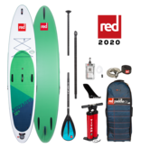 "Red Paddle Co Red Paddle 12'6"" x 32"" Voyager SUP-pakket 2020"