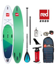 """Red Paddle 12'6"""" x 32"""" Voyager SUP-package 2020"""