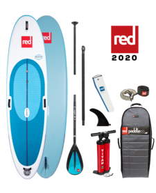 """Red Paddle 10'7 x 33""""  WindSURF SUP-package 2020"""