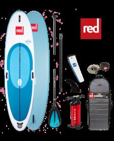 """Red Paddle 10'7 x 33""""  WindSURF   SUP-pakket 2020"""