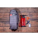 """Red Paddle Co Red Paddle 10'7"""" x 33"""" Wind SUP-pakket 2020"""