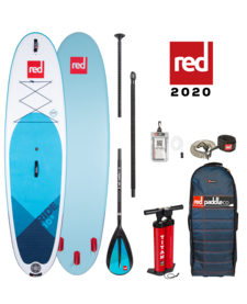 """Red Paddle 10'6"""" x 32""""  Ride SUP-package 2020"""