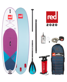 """Red Paddle 10'6"""" x 32""""  Ride SE SUP-package 2020"""