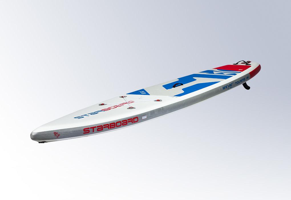 "Starboard SUP Starboard 12'6"" X 30"" Touring Zen complete"