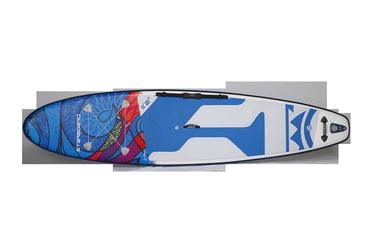 "Starboard iGo Tikhine Ocean 11'2"" X 32"""