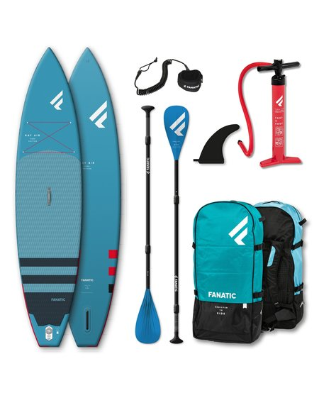 "Fanatic Ray Air 12'6"" x 32"" set complete"