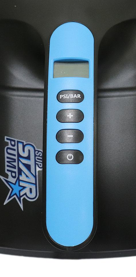 Star 8 elektrische pomp