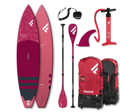 "Fanatic Diamond  Air Touring Pure 11'6"" x 31"""