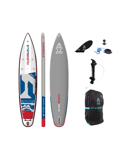 "Starboard 12'6"" X 30"" Touring  Deluxe SC"