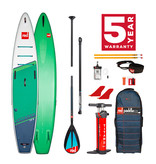 """Red Paddle Co Red Paddle 13'2"""" x 30"""" Voyager SUP-pakket 2021"""