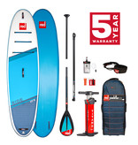 """Red Paddle Co Red Paddle 10'6"""" x 32""""  Ride SUP-package 2021"""