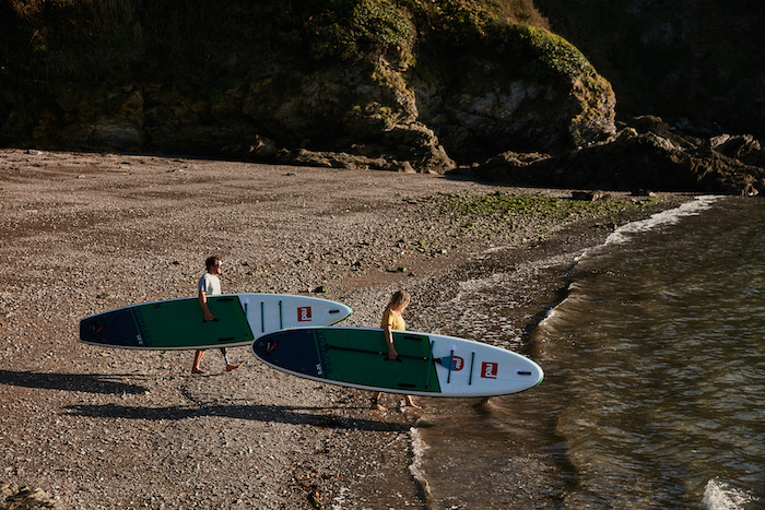 """Red Paddle Co Red Paddle 12'6"""" x 32"""" Voyager SUP-package 2021"""