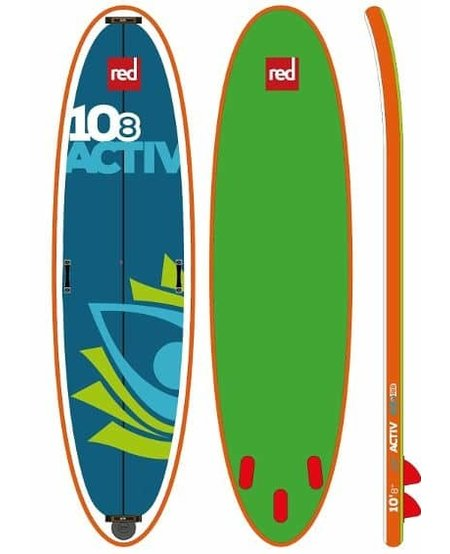 """Red Paddle 10'8"""" x  34""""  Activ SUP 2018"""