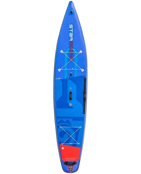 """Starboard Touring Deluxe DC 12'6"""" x 30"""""""