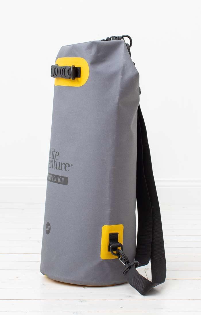 Lite Venture Lite Venture droogtas 28 L  Dry Edition grijs
