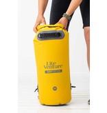 Lite Venture Lite Venture droogtas 28 L  Dry Edition geel
