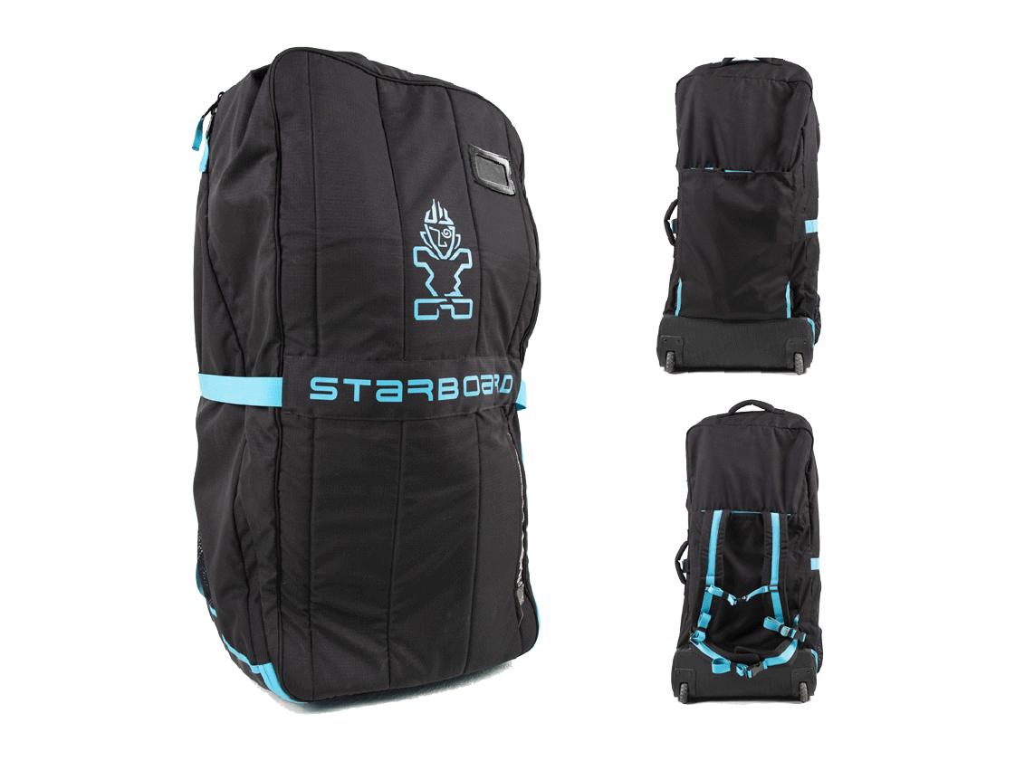 """Starboard SUPclean-up iGO touring  Zen 12'6"""" X 30"""" compleet"""