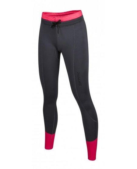 Mystic Diva neoprene pants 2 mm women Phantom -grey